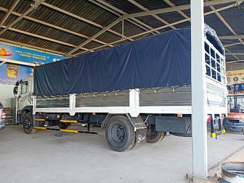 Xe tải Daewoo 2