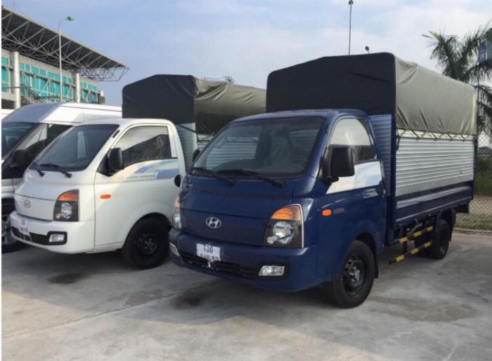 Xe Hyundai H150 1.5 tấn, xe mới 2019, Trả góp