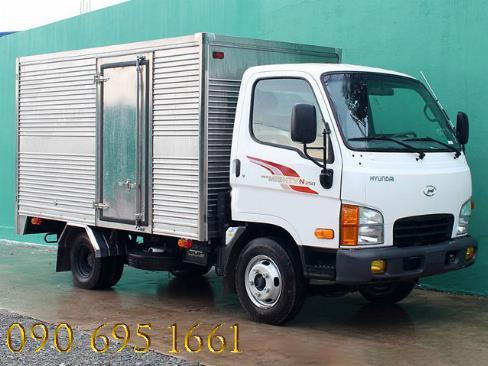 Bán xe tải Hyundai 2T4, Hyundai N250 trả trước 20% nhận xe