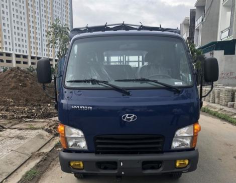 Xe Tải Hyundai 1T9 - 2T4 thùng kín, Xe mới giao ngay 1