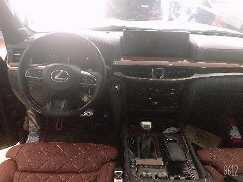 Bán Lexus LX570 Super Sport Autobiography MBS Edition 2019 bản 04 chỗ,xe giao ngay .