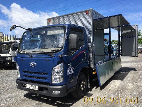 Giá xe tải 3.5 tấn IZ65 Đô Thành động cơ isuzu euro 4 1