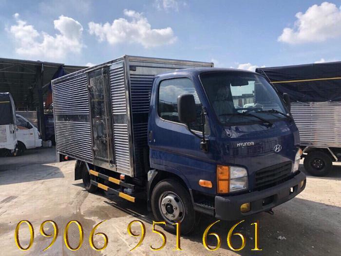 Giá xe Huyndai N250 – 2.5 tấn, Xe có sẵn, Giao xe tận nhà