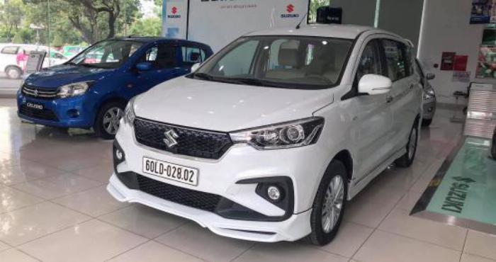 Suzuki New Ertiga 2019 giá chỉ 499 triệu, Xe nhập khẩu, Bán trả góp