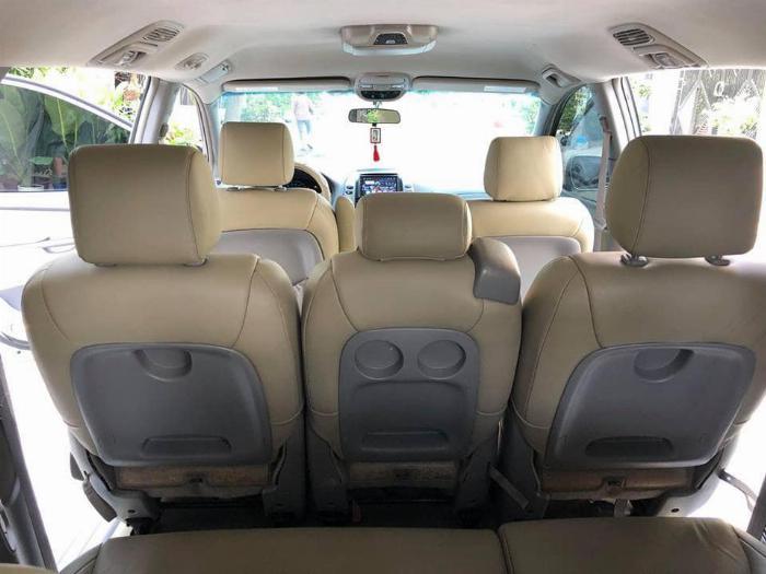 Bán Toyota Sienna LE 2009 nhập mỹ Bạc biển số thành phố 5