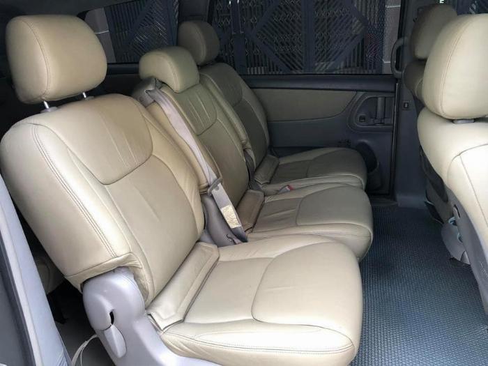 Bán Toyota Sienna LE 2009 nhập mỹ Bạc biển số thành phố 7