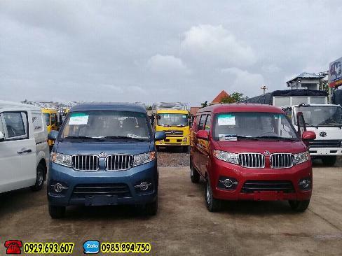 Dongben x30v5 | Xe bán tải dongben x30v5, 490kg - 5 chỗ ra vào Sài Gòn 24/24 1
