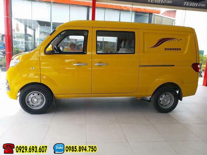 Dongben x30v5 | Xe bán tải dongben x30v5, 490kg - 5 chỗ ra vào Sài Gòn 24/24 2