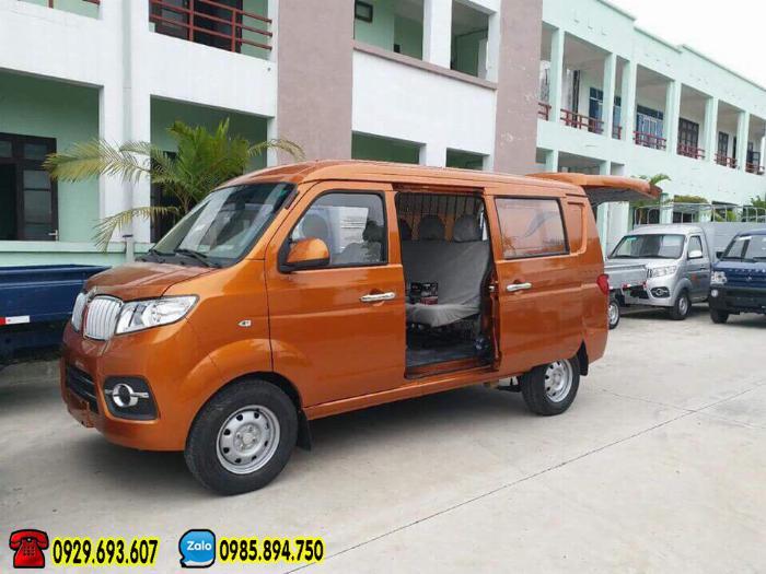 Dongben x30v5 | Xe bán tải dongben x30v5, 490kg - 5 chỗ ra vào Sài Gòn 24/24 3