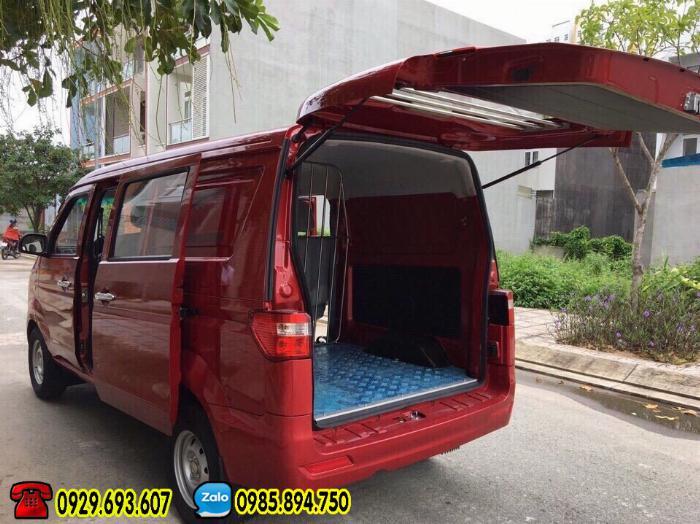 Dongben x30v5 | Xe bán tải dongben x30v5, 490kg - 5 chỗ ra vào Sài Gòn 24/24 4