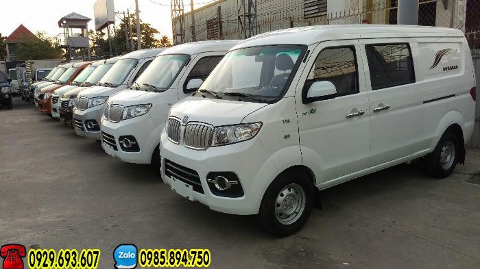 Dongben x30v5 | Xe bán tải dongben x30v5, 490kg - 5 chỗ ra vào Sài Gòn 24/24 6