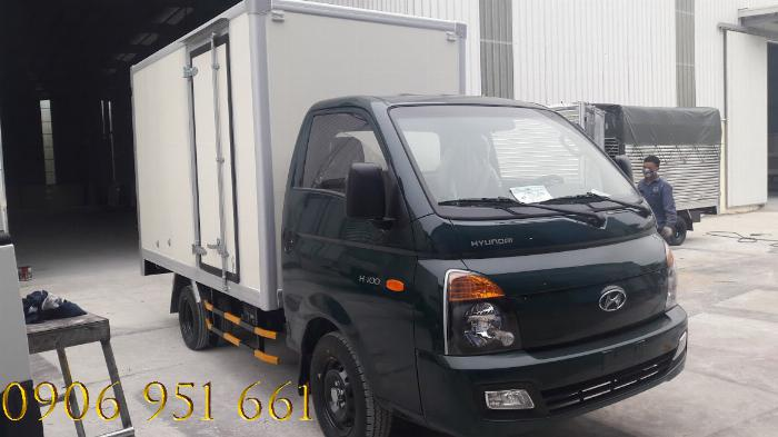 Xe tải Hyundai 1T4, xe sẵn, giao ngay , trả góp