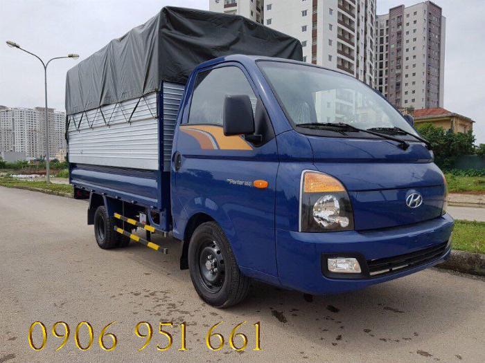 Bán xe HuynDai Porter H150, xe 1.4 tấn, có sẵn giao ngay 0
