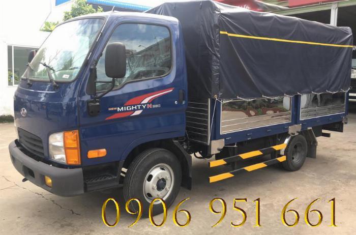 Xe tải Huyndai N250 mới nhất – Hỗ trợ trả góp ngân hàng 0