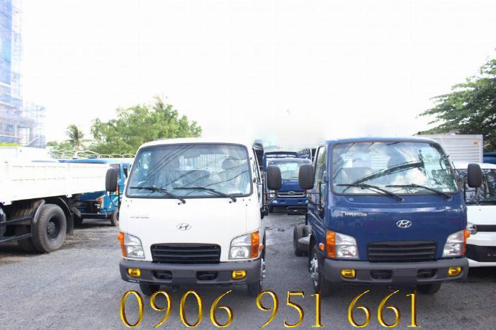 Xe tải Huyndai N250 mới nhất – Hỗ trợ trả góp ngân hàng 1