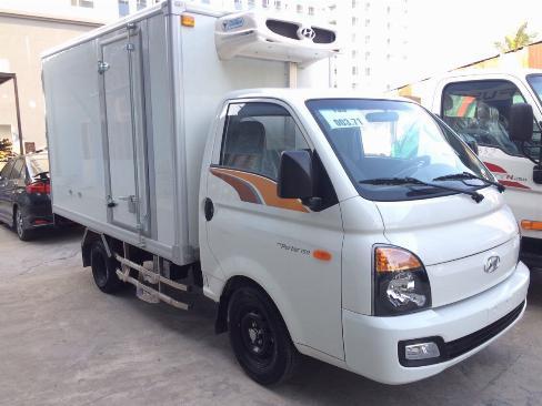 Xe tải thùng Đông Lạnh HYUNDAI tải 1.5 tấn - Trả Góp