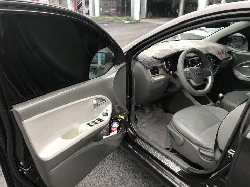Bán Kia Morning SI 1.25MT màu nâu titan số sàn sản xuất 2017 một chủ xe gia đình 8