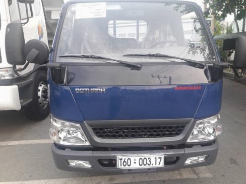 Giới thiệu xuất xứ xe tải Đô Thành IZ49