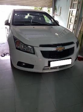 Gia đình cần bán xe Cruze 2013 Ltz, số tự động, màu trắng gia đình sử dụng rất kỷ và rất ít 4