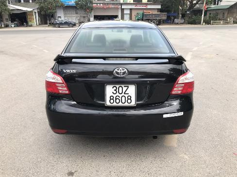 Toyota Vios 1.5E đời 2010, màu đen, Xe 1 chủ Đại Chất Lượng 9