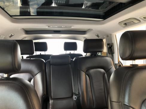 Bán Audi Q7 màu đen 2008 bản full nhé, ghé điện, cóp điện, surup mui nha 6