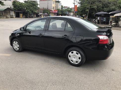 Toyota Vios 1.5E đời 2010, màu đen, Xe 1 chủ Đại Chất Lượng 2