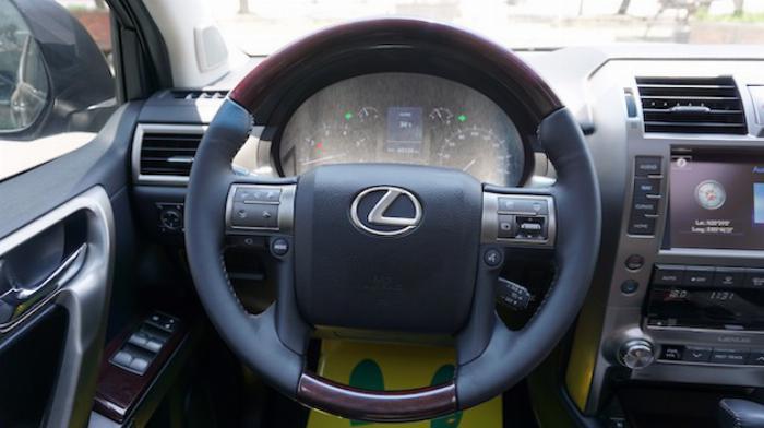 Lexus GX460 2015 | Nhập TRUNG ĐÔNG | Giao Ngay Toàn Quốc