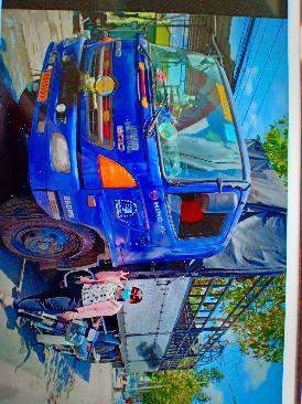 Hino 3 chân thùng ngắn 2008