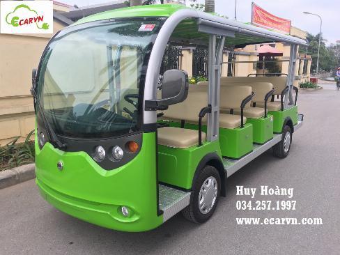 Bán xe điện chở khách du lịch 14 chỗ
