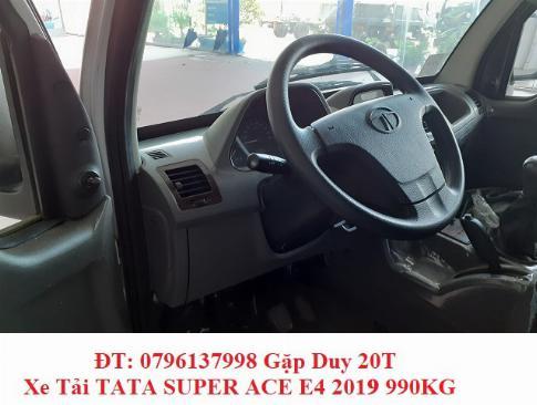 Chuyên mua bán xe tải TATA 990kg