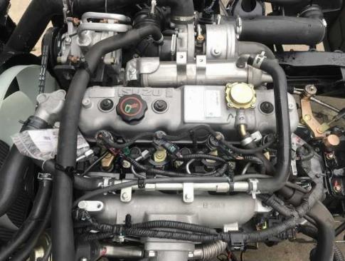 IZ65 Đô Thành động cơ Isuzu Nhật Bản mạnh mẽ tiết kiệm nhiên liệu
