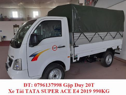 Chuyên mua bán xe tải TATA 990kg 2