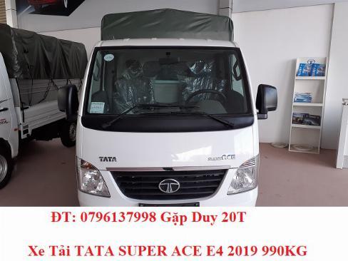 Chuyên mua bán xe tải TATA 990kg 4