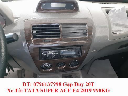 Chuyên mua bán xe tải TATA 990kg 5