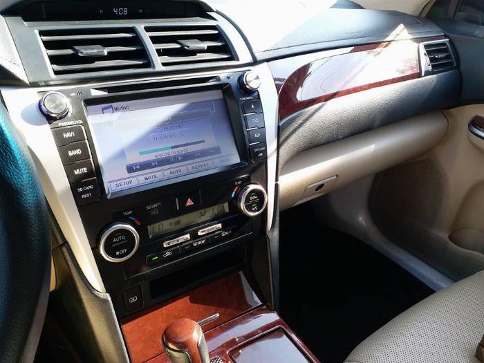 Cần bán Camry 2.5g, sản xuất 2012, số tự động, hệ thống máy mới