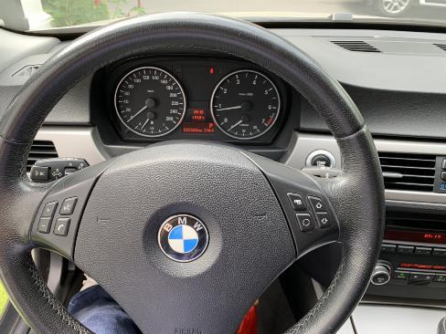 Bán BMW 320i màu vàng cát số tự động nhập 2007 lăn bánh 2008 biển Thủ Đô 1 đời chủ 5