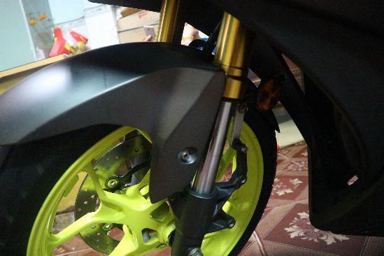 Yamaha R3 2016 HQCN