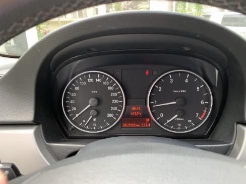 Bán BMW 320i màu vàng cát số tự động nhập 2007 lăn bánh 2008 biển Thủ Đô 1 đời chủ 3