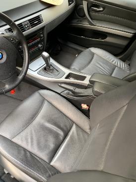Bán BMW 320i màu vàng cát số tự động nhập 2007 lăn bánh 2008 biển Thủ Đô 1 đời chủ 8