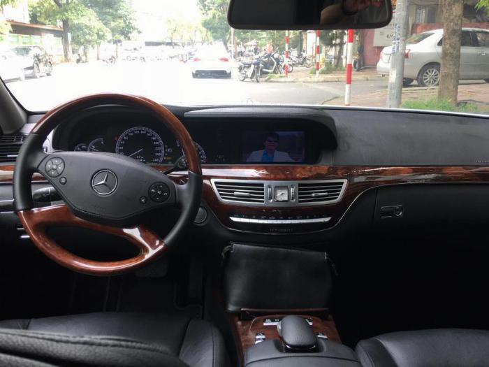 Bán Xe Mercedes S400 hybrid  Bạc 2012 at Full option nhập khẩu 3