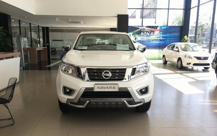 Nissan Navara 2019 3