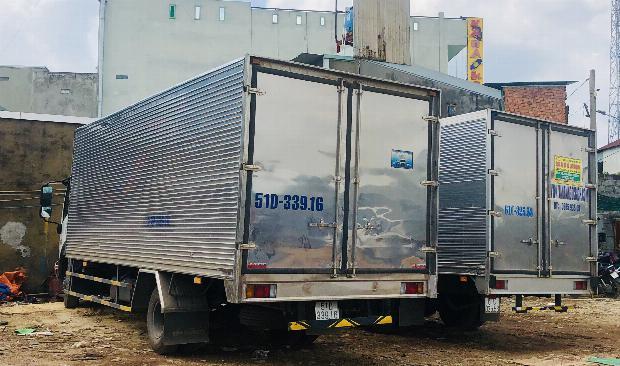 Cần bán xe tải Isuzu FRR650, 6.5T 2018 2