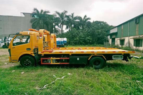 Xe cứu hộ Dongfeng 2 chức năng tải 3 tấn 0