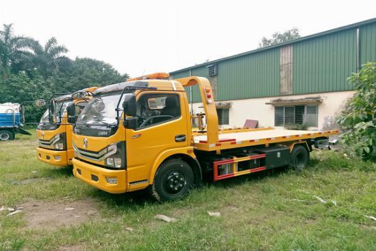 Xe cứu hộ Dongfeng 2 chức năng tải 3 tấn 1
