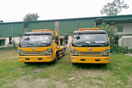 Xe cứu hộ Dongfeng 2 chức năng tải 3 tấn 2