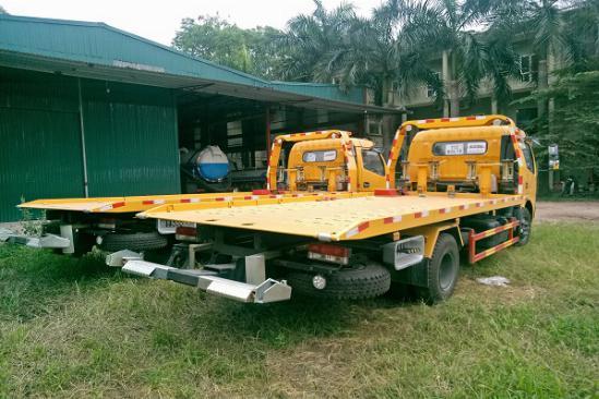 Xe cứu hộ Dongfeng 2 chức năng tải 3 tấn 3