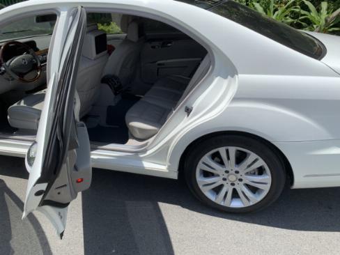 Cần bán Mercedes S400 Hybrid 2012 nhập khẩu màu trắng nt kem 6