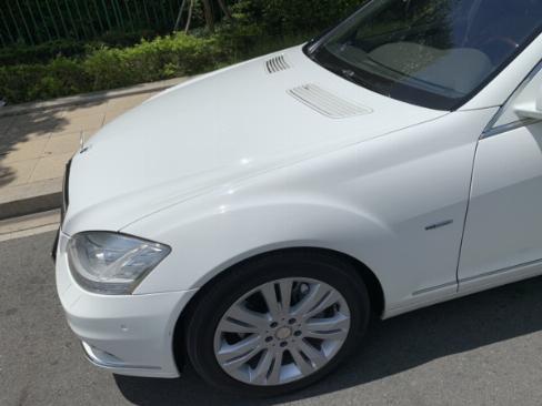 Cần bán Mercedes S400 Hybrid 2012 nhập khẩu màu trắng nt kem 0