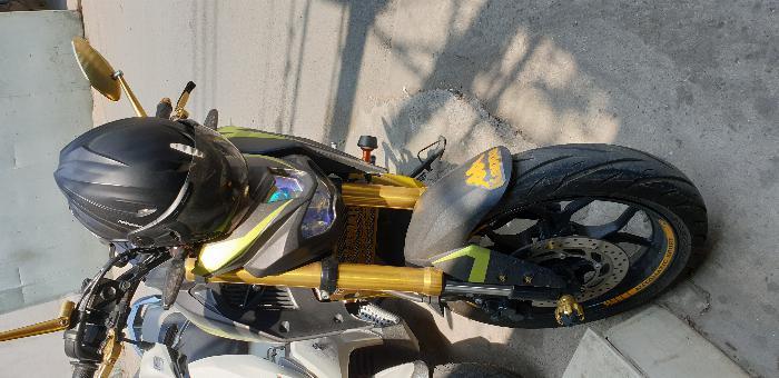 Xe TFX Yamaha VN còn Bảo Hành