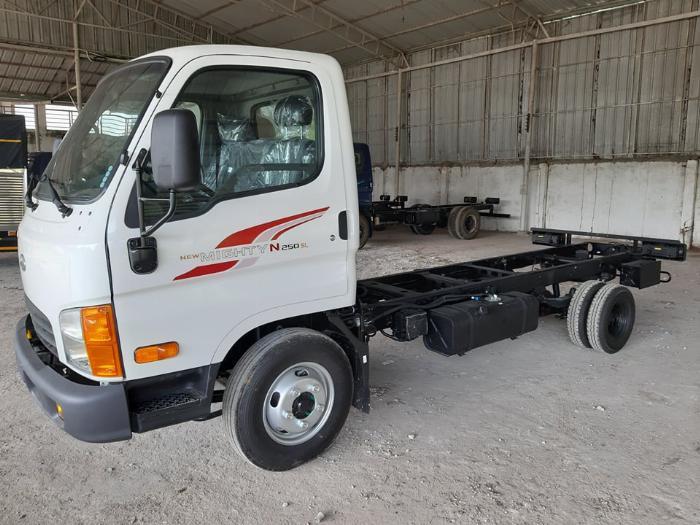 Giá xe tải Hyundai N250SL, xe tải 2.5 tấn - Hỗ trợ vay trả góp 80% 6